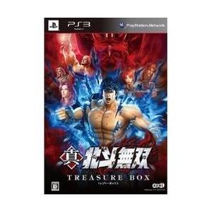 【中古】【PS3】【限】真・北斗無双 TREASURE BOX