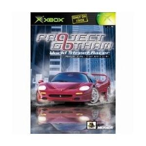 [メール便OK]【中古】【Xbox】プロジェクト ゴッサム ワールドストリートレーサー[在庫品]|asakusa-mach