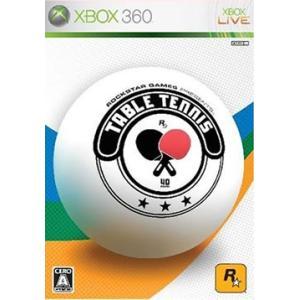 [メール便OK]【中古】【Xbox360】テーブルテニス Rockstar Games presents[お取寄せ品]|asakusa-mach