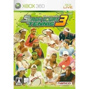 [メール便OK]【中古】【Xbox360】スマッシュコートテニス3 asakusa-mach