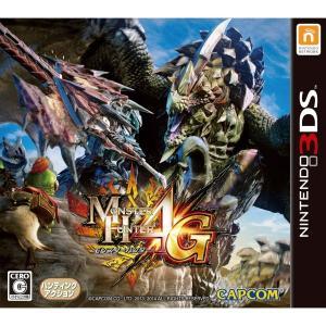 [1営業日※在庫品]<【3DS】モンスターハンター4G><ニンテンドー3DS><アクション><カプコ...