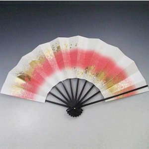 舞扇子 安い 日本製 踊り用 扇子 アウトレット 1361 舞踊 踊り 日本舞踊 4点迄メール便送料無料