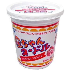 徳島製粉 きんちゃんヌードル カップ麺 【1ケース12個入り】
