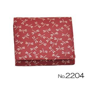 印傳屋 札入れ 2204 [ 0601-024  ]|asanoya
