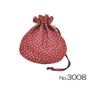 印傳屋 巾着 No.3008|asanoya