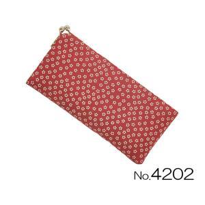 印傳屋 メガネケース ソフトタイプ No.4202|asanoya