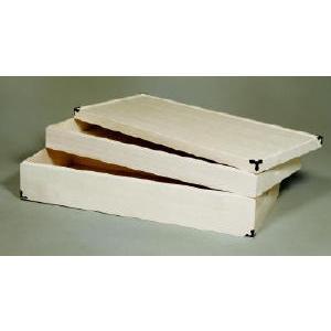 桐 重ね式 衣裳箱 -2段 蓋付- w7001 asanoya