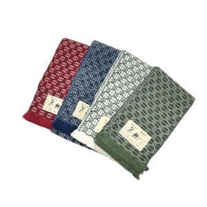 みちのく花織 正絹半巾帯 [ 0607-190 ]|asanoya
