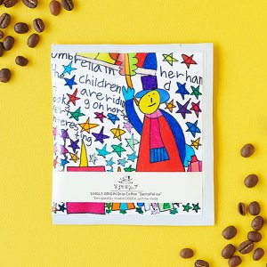 Artisan フェアトレード ドリップコーヒー サンタ・フェリサ(メリー) 8g |asante