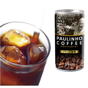 フェアトレード パウリーニョ缶コーヒー 190g|asante