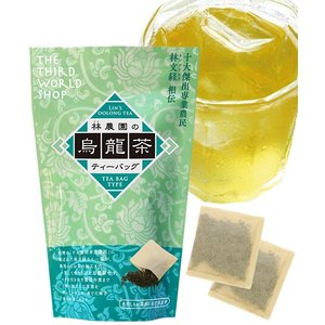 林農園 1リットル用烏龍茶ティーバッグ 5g×12包 |asante