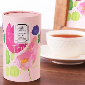 Artisan フェアトレードアールグレイ紅茶(Thank you 花) 1.8g×6包 【オーガニック 有機栽培】|asante