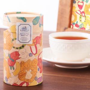 Artisan フェアトレードブラックティー(フルーツゼリー) 1.8g×6包 【オーガニック 有機栽培紅茶】【ティーバッグ】|asante