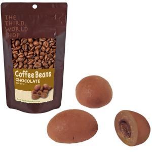 【食品セール】フェアトレード 珈琲豆チョコ 50g|asante