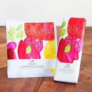 Artisan フェアトレード ドリップコーヒー&ラズベリーチョコレートセット(Thank you つぼみ)|asante