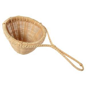 竹で作った茶こし|asante