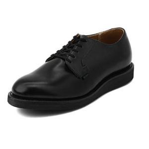 REDWING(レッドウィング) POSTMAN OXFORD(ポストマンオックスフォード) 101 ブラック|靴の通販総合オンラインASBee
