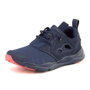 Reebok(リーボック) FURYLITE SOLE(フューリーライトソール) BD4626 カレッジネイビー/リード/ファイアーコーラル|asbee