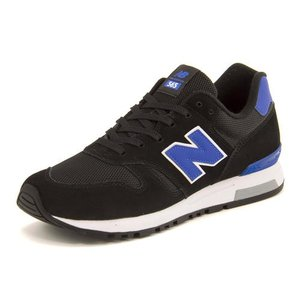 new balance(ニューバランス) ML565 170565 KBW ブラック/ブルー【レディース】|asbee