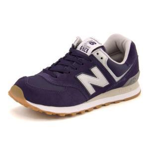 new balance(ニューバランス) ML574 170574 HRJ ブルー/グレー【レディース】|asbee