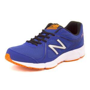 new balance(ニューバランス) M390 170390 CM2 ブルー/オレンジ|asbee