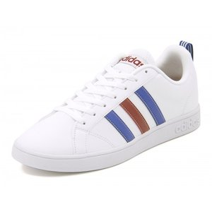 adidas(アディダス) VALSTRIPES 2(バルストライプス2) F99255 ランニングホワイト/ブルー/パワーレッド【メンズ】|スニーカー|asbee