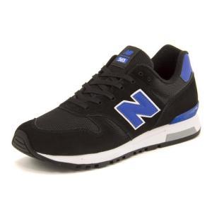 new balance(ニューバランス) ML565 170565 KBW ブラック/ブルー【メンズ】|asbee