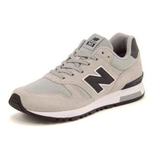 new balance(ニューバランス) ML565 170565 WNW グレー/ネイビー|asbee