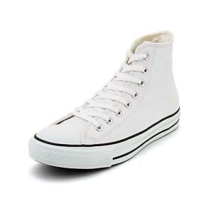 converse(コンバース) LEA ALL STAR HI(レザーオールスターHI) 1B907 ホワイト(メンズ)|スニーカー メンズ|asbee