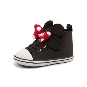 converse(コンバース) BABY ALL STAR N MINNIE MOUSE RB V-1(ベビーオールスターNミニーマウスRBV-1) asbee