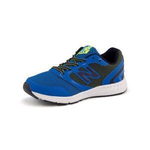 new balance(ニューバランス) KJ455 170455 BGY ブルー/グリーン|asbee