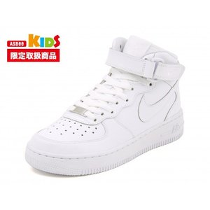 NIKE(ナイキ) AIR FORCE 1 MID GS(エ...