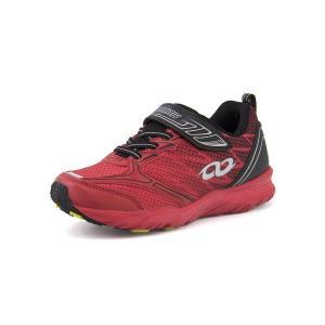 アンリミティブ UNLIMITIV  0001 レッド | バンダイ 運動靴 子供靴 男の子 女の子 キッズ スニーカー|asbee