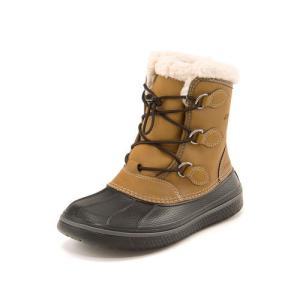 crocs(クロックス) ALLCAST 2.0 BOOT KIDS(オールキャスト2.0ブーツキッズ) 203671 209 ウィート|asbee