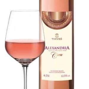 Alexandria Cuvee Rose アレクサンドリア キュベ ロゼ 【ロゼワイン】 750ml 辛口|asc-wineshop