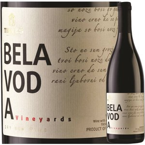 Bela Voda Red ベラボーダ レッド 【赤ワイン】 750ml フルボディ|asc-wineshop
