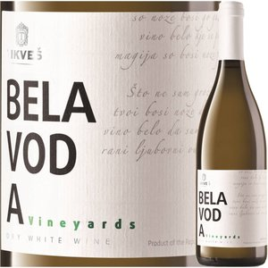 Bela Voda White ベラボーダ ホワイト 【白ワイン】 750ml 辛口|asc-wineshop