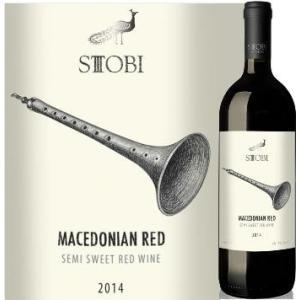 Macedonian Red マケドニア・レッド 【赤ワイン】 750ml ミディアムボディ|asc-wineshop