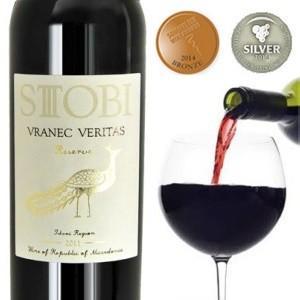 Vranec Veritas ヴラネッツ・ヴェリタス 【樽熟成!赤ワイン】750ml フルボディ|asc-wineshop