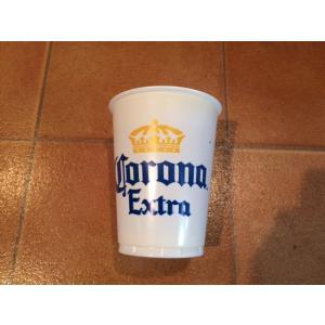 コロナエクストラ ビール チープカップ プラスティックカップ アメリカ雑貨 corona beer パーティーグッズ|aseff