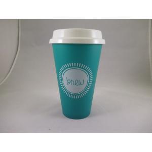 リユーザブルカップ グリーン 新品 アメリカ雑貨 タンブラー マイボトル USA リユースカップ 緑|aseff