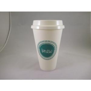 リユーザブルカップ  新品 プラスティック製 サイズ 高さ約15cm 幅約9.5cm  シンプルなデ...