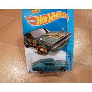 ダイキャストカー ホットウィール 日産 スカイライン ケンメリ skyline nissan gtr hot wheels アメリカ雑貨|aseff