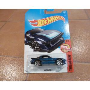 ダイキャストカー ホットウィール マツダ RX7 ミニカー hot wheels アメリカ雑貨 コレクション mazda rotary|aseff