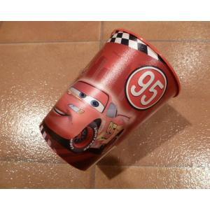 パーティー カップ ディズニー カーズ プラスティックカップ アメリカ雑貨 ハワイ雑貨 cars パーティーグッズ|aseff