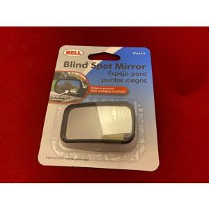ブラインドスポットミラー BELL 角型 <ネコポス対応商品> ドアミラー 補助ミラー ベル|aseff