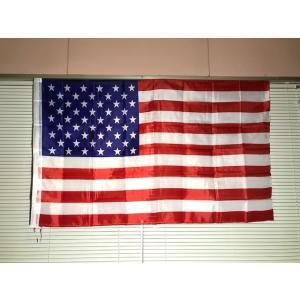 <ネコポス対応商品> アメリカ国旗 星条旗 アメリカ雑貨 インテリア フラッグ タペストリー ガレージ|aseff