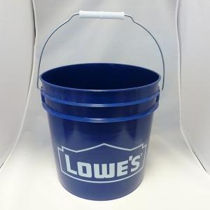 プラスチック バケツ LOWE'S 2ガロン アメリカ雑貨 ハワイ雑貨 ガレージ ガーデニング インテリア|aseff