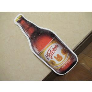 ビクトリア ビール ボトル メタルサイン 新品 アメリカ雑貨 TIN SIGN 看板 victria beer インテリア ガレージ メキシコ USA ブリキ|aseff