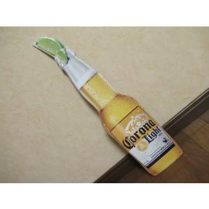 コロナ ライト ボトル メタルサイン 新品 アメリカ雑貨 カンバン サインプレート インテリア ガレージ ダイナー corona light ブリキ|aseff